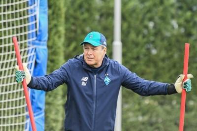 Михайло Михайлов: «У мене є своя система і прихід нового тренера на неї не впливає»