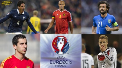Топ-11 зірок, яких ми не побачимо на Євро-2016