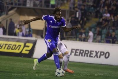 Мбокані забив 25-й м'яч у Прем'єр-лізі