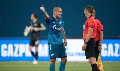 Ракицький спровокував бійку в матчі РПЛ