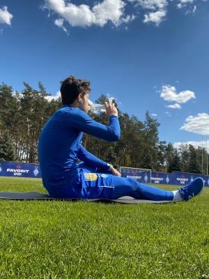 Вадим Мащенко: «Тренуюся і відчуваю, що не втратив форму»