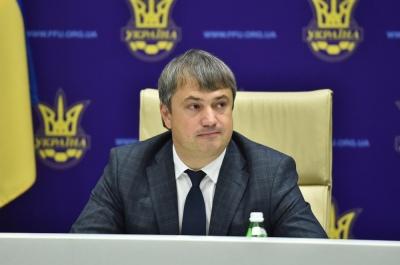Костюченко: «ФФУ планує побудувати базу для збірних у Київській області»