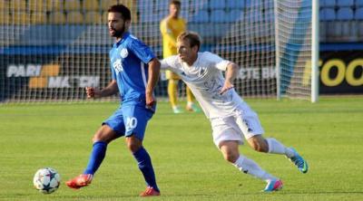Олексій Савченко — автор найкращого голу першої частини чемпіонату Першої ліги