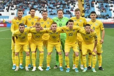 Рейтинг ФІФА. Збірна України зберігає місце в топ-25 найсильніших команд світу