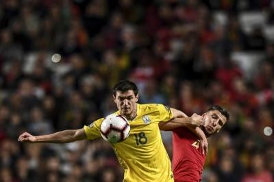 Роман Яремчук: «Нужно сохранять спокойствие. Мы не Россия, которая обыграла Шотландию, и сейчас рассказывает, что может выиграть ЕВРО»