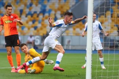 «Динамо» повторило антирекорд по числу поражений в сезоне УПЛ