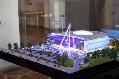 У Києві побудують арену-трансформер на 8 тисяч глядачів