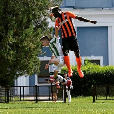 «Динамо» усилилось полузащитником «Шахтера»