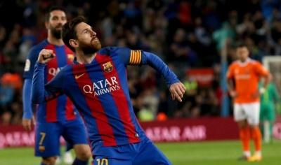 ЗМІ: Мессі відмовився продовжувати контракт з «Барселоною»