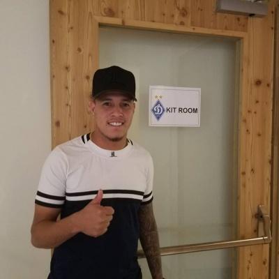 Сідклей приєднався до тренувального збору «Динамо» в Австрії