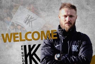 Офіційно: екс-динамівець став фітнес-тренером у «Колосі»