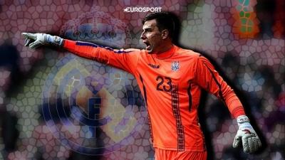 «Реал» розглядає три варіанти для кар'єри Луніна