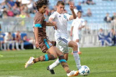 Євгеній Смирний: «За «Динамо» кожен матч потрібно грати як останній»