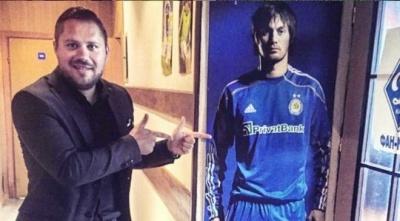 Агент Мілевського: «Динамо» шукає нападника? Думаю, Хацкевич говорив про іноземців і це не стосується Артема»