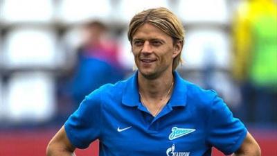 Радімов: «Тимощук — граючий тренер «Зеніта-2»? З цього приводу говорити не буду»