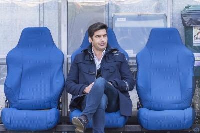 Фонсека не знайшов спільної мови зі своїм помічником перед тренуванням «Роми»