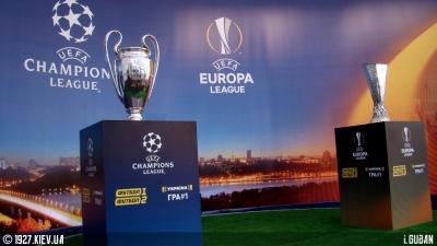 26-й старт України в єврокубках і унікальна серія «Динамо»