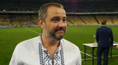Андрій Павелко: «У Ріанчо був свій стиль, у Шовковського буде свій стиль, як у помічника»