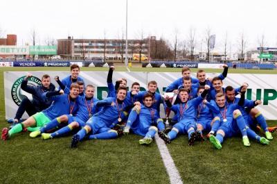 Збірна U-18: динамівців викликали на товариський матч з Італією