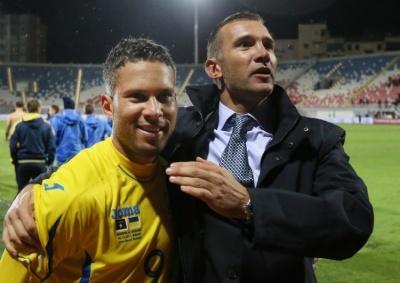 Шевченко сможет рассчитывать на Марлоса в июньских матчах отбора Евро-2020