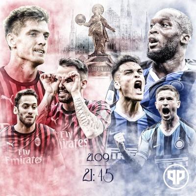 «Милан» - «Интер»: прогнозы букмекеров
