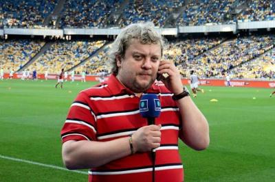 40 років відомому коментатору та російському вболівальнику київського «Динамо»