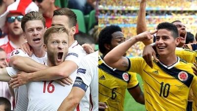 Букмекери не вірять в збірну Польщі в матчі з Колумбією на ЧС