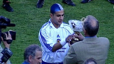 «Динамо» – «Ворскла» 2000. Як кияни пофарбувалися у біло-сині кольори