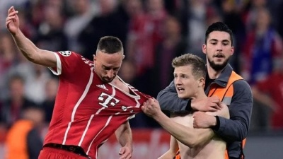 УЄФА покарає «Баварію»