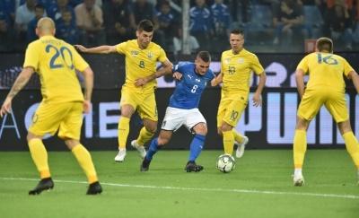 Лучший игрок - Евгений Коноплянка. Полный расклад по матчу Италия - Украина