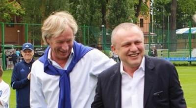 Игорь Суркис: «Михайличенко никто не увольнял»