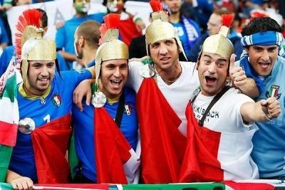 Итальянские болельщики: «Разве это финал?! ФИФА, вы там совсем обалдели?»