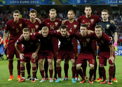 Росія заплатить Бельгії за товариський матч