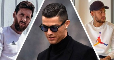 Топ-10 самых популярных футболистов в Instagram