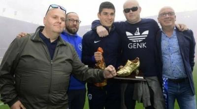 Маліновський – найкращий гравець «Генка» в сезоні 2018/19