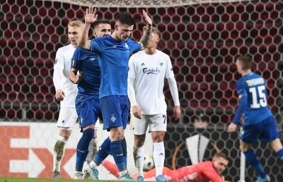 «Якщо в УЄФА не вистачає грошей на VAR, то хоча б зір арбітрів перевіряли», – бурхлива реакція на «Копенгаген» – «Динамо»