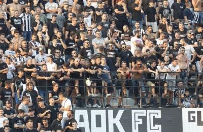 УЄФА відмовився розслідувати напад фанатів на російських журналістів перед матчем ПАОК - «Спартак»