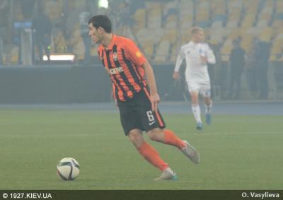 Герой футбольного дня. Тарас Степаненко