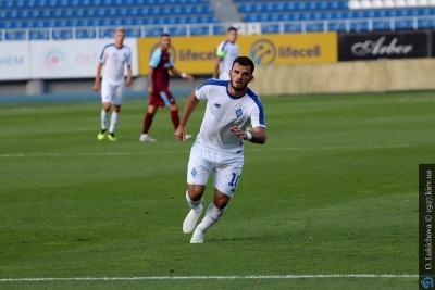 Три динамовца - в ТОП-5 игроков Украины в категории U-21 по итогам мая и июня
