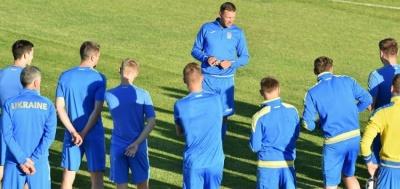 Шевченко оголосив список гравців на матчі проти Італії та Чехії