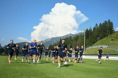 «Динамо» завершило австрійський збір