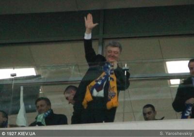 Петро Порошенко: «Мені б хотілося всебічного бойкоту ЧС в Росії»
