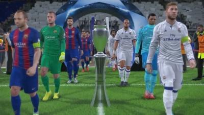 У PES більше не буде Ліги чемпіонів. УЄФА розірвав контракт з «Konami»