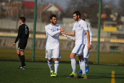 Гравці «Динамо» U-21 - про перший матч другої половини сезону проти «Зорі»