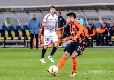 «Рома» цікавиться гравцем донецького «Шахтаря»