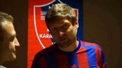 Євген Селезньов: «У мене немає ніяких проблем із новим тренером»