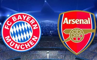 «Баварія» – «Арсенал»: стартові склади