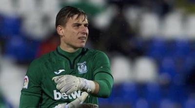 Лунін може покинути «Леганес» – «Реал» розглядає варіант з орендою українця в інший клуб