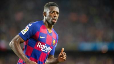 «Барселона» розпочала термінові пошуки нового форварда після травми Дембеле