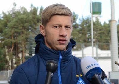 Валерій Федорчук: «Хочу подякувати прекрасному колективу «Динамо» за спільні досягнення і прекрасну пору, проведену в команді»
